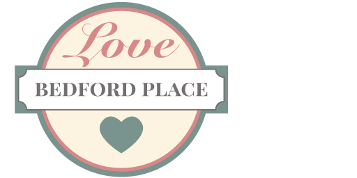 Love Bedford Place, logo
